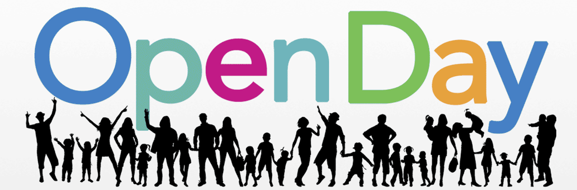 Open Day: Wednesday, 27 July 2016