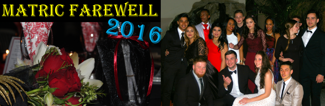 Matric Farewell 2016